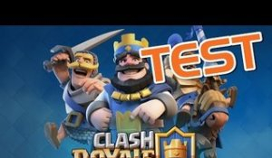 Clash Royale : TEST FR - Un nouveau MOBA / Tower defense à succès
