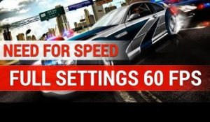 Need for Speed : Full Settings ULTRA 60 FPS - Gameplay