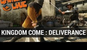 Kingdom Come : Deliverance - GAMEPLAY FR - Le réalisme avant tout