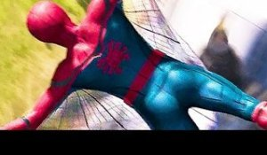 SPIDER-MAN HOMECOMING Bande Annonce Teaser du Film (2017)