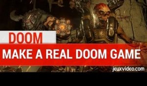 DOOM 4 : Interview iD Software - Make a real Doom game