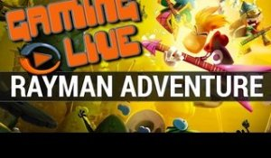 Rayman Adventures : gameplay découverte - iOS Android