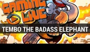 Tembo The Badass Elephant : Gaming Live  - Gameplay PC