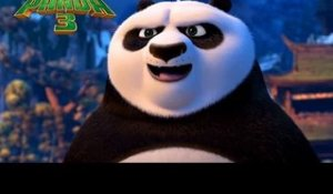 Kung Fu Panda 3 - bande annonce - VO - (2016)