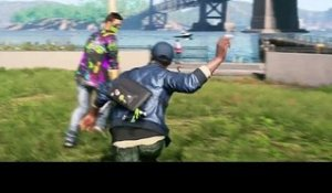 WATCH DOGS 2 Multijoueur Trailer de Gameplay