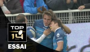 TOP 14 ‐ Essai Anthony JELONCH (CO) – Castres-Clermont – J19 – Saison 2016/2017