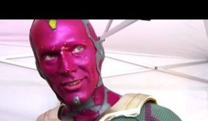 Avengers 2 : le personnage de VISION [Making-of]