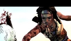 THE WALKING DEAD Michonne - Episode 1 Trailer