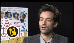 Interview Romain Duris - Une nouvelle amie - (2014)
