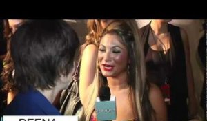 POPDUST @ the 2011 VMAs: Deena