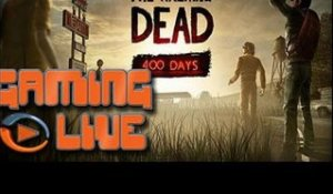 Gaming live PC -  The Walking Dead : 400 Days - En avant vers la saison 2 !