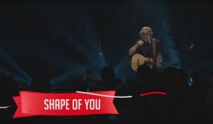 Ed Sheeran - Shape of You (Live on the Honda Stage at the iHeartRadio Theater NY) [Full HD,1920x1080]