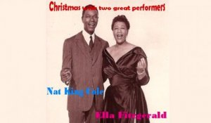 Nat King Cole, Ella Fitzgerald - Christmas with two great performers - Full Album