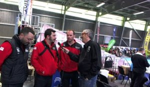 Finale de la Coupe de France des Clubs de pétanque à Tours : L'interview avec Metz