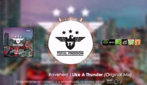 Raveherz - Like A Thunder - (Original Mix)