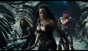 Justice League - Bande-annonce #2 [VF|HD1080p]