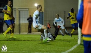 CFA - OM 2-0 Toulon : le but de Gent Dinaj (69e)