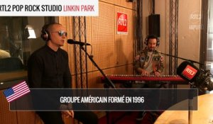LINKIN PARK - Heavy RTL2 Pop Rock Studio