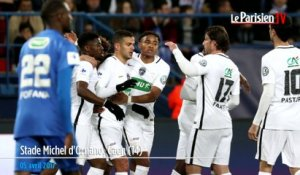 Avranches-PSG (0-4) : «On connait le talent d'Hatem», salue Matuidi
