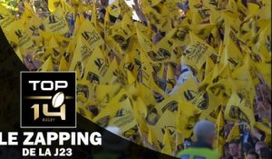 TOP 14 – Le Zapping de la J23 – Saison 2016-2017