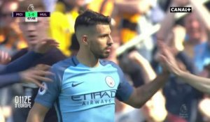 11 D'EUROPE du 10/04 - 32e journée Manchester City 3 - 1 Hull City