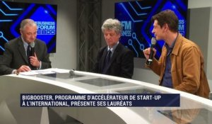 01Business Forum - L'hebdo - 08/04 (1/2)