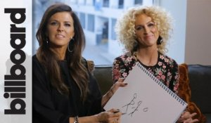 Watch Little Big Town Play Song Pictionary