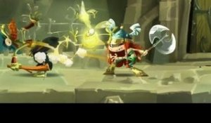 Rayman Legends : le trailer de la gamescom 2012