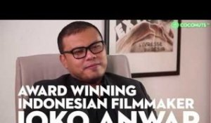 Joko Anwar | EXCLUSIVE Interview with Indonesia's hottest film director | Coconuts TV