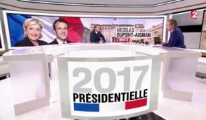 NDA invité du JT de France 2