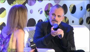 Superstar Q&A: Miguel Bose | Billboard Latin Music Conference 2017