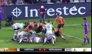 Super Rugby - Les Highlanders réalisent un incroyable come-back