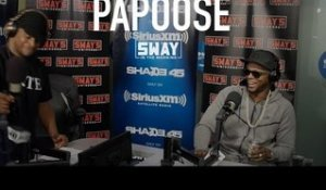 Papoose Gives Love Advice + SMASHES a Freestyle on Sway in the Morning