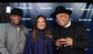 Rev Run Names Top 5 Favorite Rappers + Wife Justine Simmons Rap Battles on Sway in the Morning