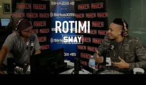 "Rotimi aka Dre Gives us Exclusives on ""Power"" + Speaks on Kidnappings in Nigeria and New Music"