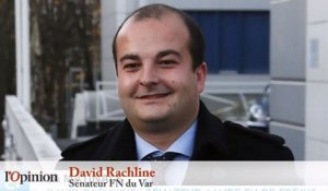 David Rachline: «Marine Le Pen est le leader incontesté de l'opposition»
