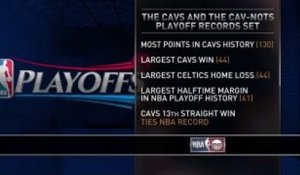 Inside the NBA: Cavs Break Records