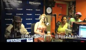Iggy Azalea Talks Twerking on Sway in the Morning