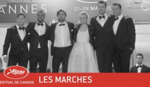 THE SQUARE - Les Marches - VF - Cannes 2017
