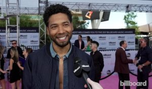 Jussie Smollett Talks 'Alien: Covenant' and His Ultimate Summer Song | Billboard Music Awards 2017
