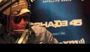 Tech N9ne on Sway in the Morning part 1/3