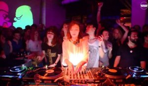 Nina Kraviz dropping face melting acid in Berlin