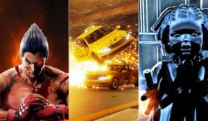 Agenda - Tekken 7, Danger Zone et Perception