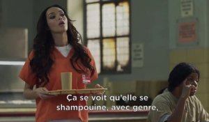 Nabilla est en prison dans la série Orange is The New Black
