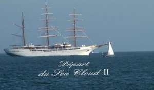 Départ du Sea Cloud II * Trigone Production 2017
