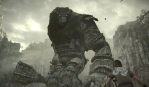 Shadow of the Colossus - #E32017 Trailer