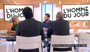 Emprisonné en Turquie, Mathias Depardon raconte ses conditions de vies en camp de détention - Regardez