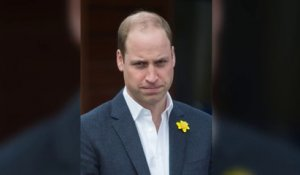 Le prince William fait fi du protocole