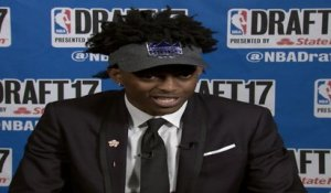 DeAaron Fox Interview - NTSC
