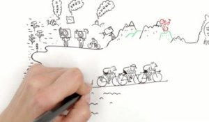 Cyclisme - Tour de France : Comment on dessine le tracé du Tour ?